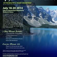 Yoga Retreat Alberta Canada